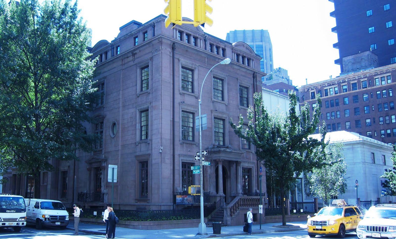 Daytonian In Manhattan The 1854 Phelps Morgan Mansion No