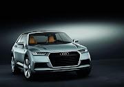 Paris Motor Show: Audi Crosslane Coupe Concept
