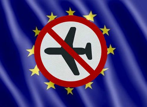 Libia y la lista negra de aviación