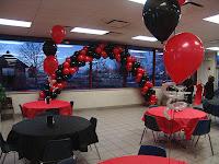 Balloon Arches And Columns5