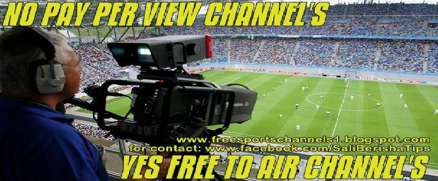 Free sports channel's