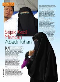 Ruangan di majalah Era Muslimah