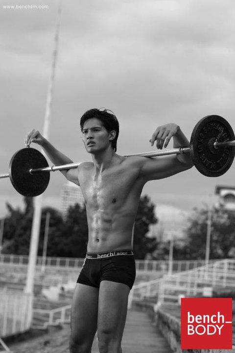 Diether Ocampo Body BARAKONG PINOY: BORGY ...