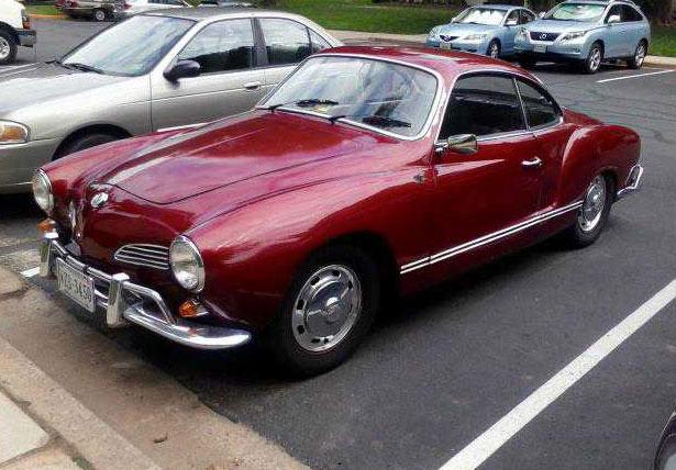 1967 Karmann Ghia for Sale - Buy Classic Volks