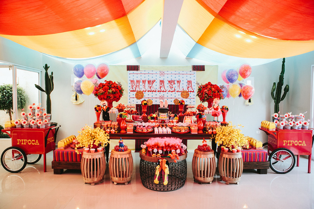 decoracao festa tema circo : Festa Circo: Dicas de Decora??o, Bolo e Lembrancinhas Tema ...