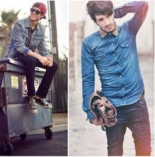 como usar jeans. como usar jeans com jeans, looks jeans com jeans, dicas de moda, dicas de estilo, montar looks, looks femininos, looks masculinos, tendencia 2015, dicas para se vestir, moda 2015, camisa jeans masculina, camisa jeans, look jeans masculino, look masculino, homem, moda masculina, dicas de moda masculina, tendencia moda masculina, jeans feminino, jeans, denim, moda feminina, como se vestir, dicas de tendencia, dicas de moda, como usar jeans com jeans, tendencia 2015