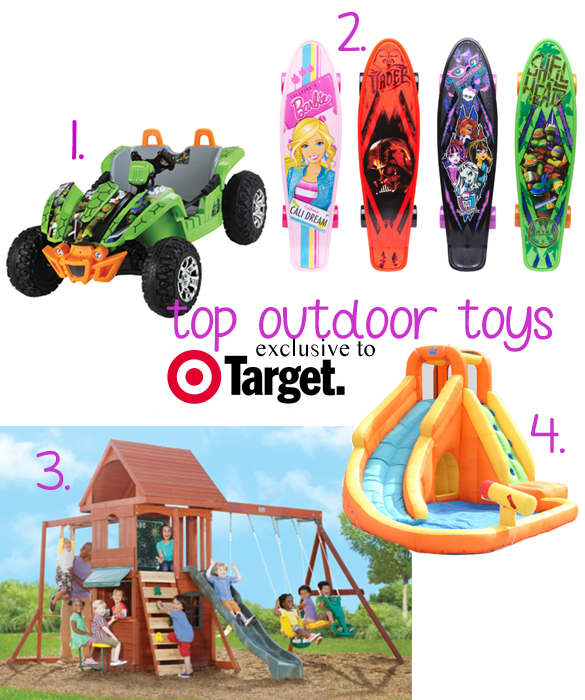 ... Announcing Australia's biggest toy sale at Target [and a giveaway