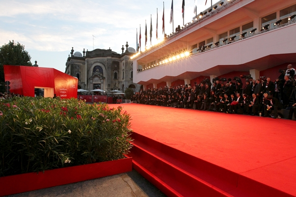 Red Carpet Venice 2012