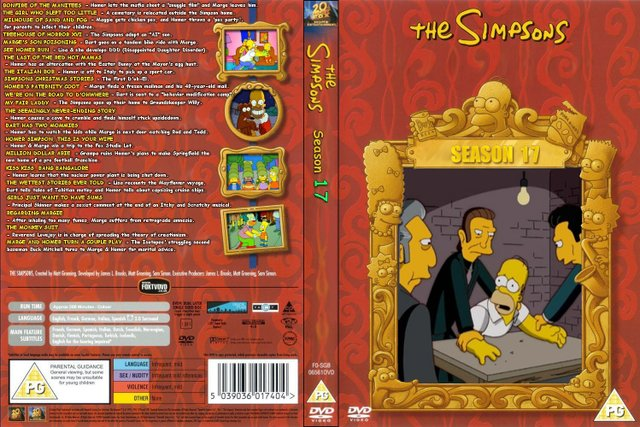 Temporada 17 Los Simpsons