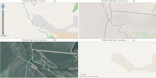 Google Bing und OpenStreetmaps im Vergleich in Russland