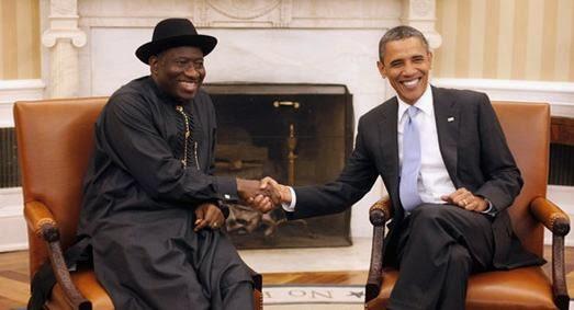 obama and jonathan