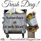New Curb Alert! Trash Day Link Party