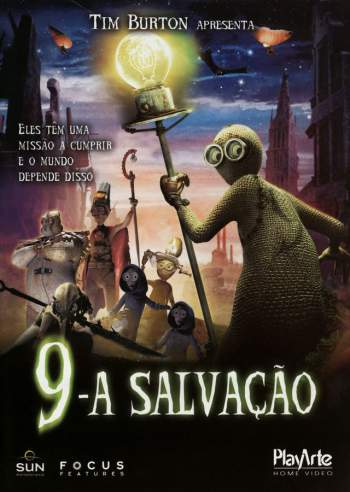 9: A Salvação Torrent - BluRay 1080p Dublado