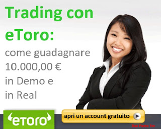 Trading con eToro: come guadagnare in Demo e in Real