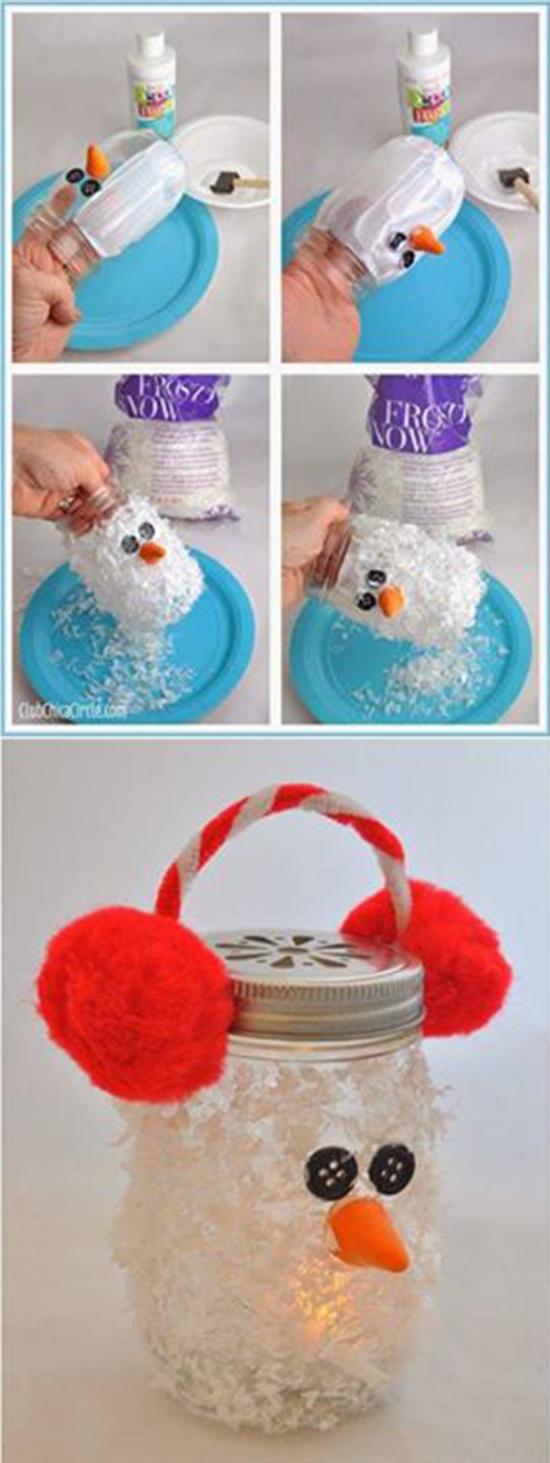 DIY TUTORIALS FOR CHRASTMAS