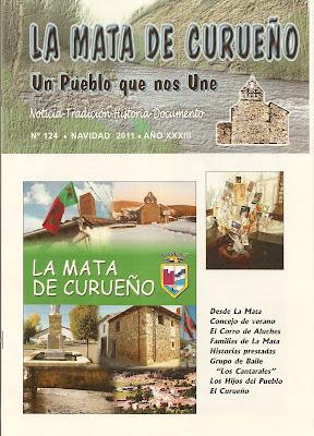 Boletin 124 - Portada - Navidad 2011 por La Mata de Curueño (León)