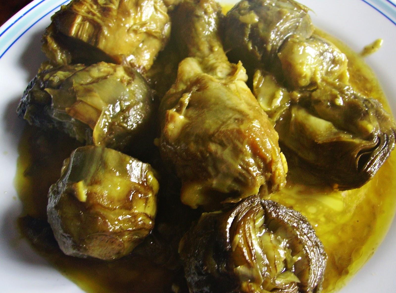 Adam cocina pollo con alcachofas for Maneras de cocinar pollo