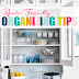 Renter Friendly Organizing Tips