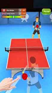 Masa Tenisi Android Apk Oyunu resimi