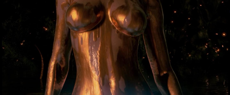 Nackte Szene Angelina Jolie Beowulf