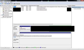 Administración de discos duros: El disco está sin conexión porque tiene una colisión de firmas con otro disco que está conectado al sistema