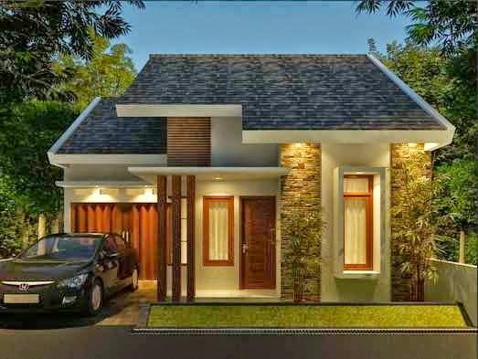 Desain rumah tinggal 2015