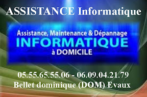 DEPANNAGE INFORMATIQUE
