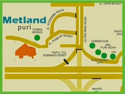 Metland Rumah Idaman Investasi Masa Depan Puri