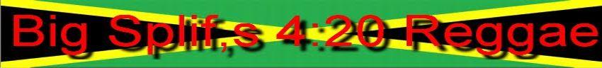 Big Splif 420 Reggae