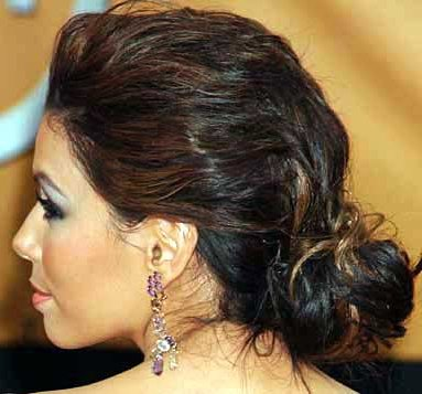 Fabulous Cute Updos for Curly Hair