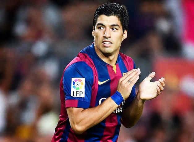 Luís Suárez jugará el Clásico de Liga Real Madrid vs Barcelona