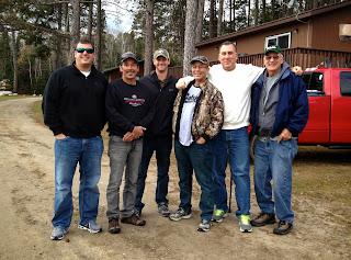Indian Lake Chain Trophy Musky Fisherman, K.C.'s Landing Resort