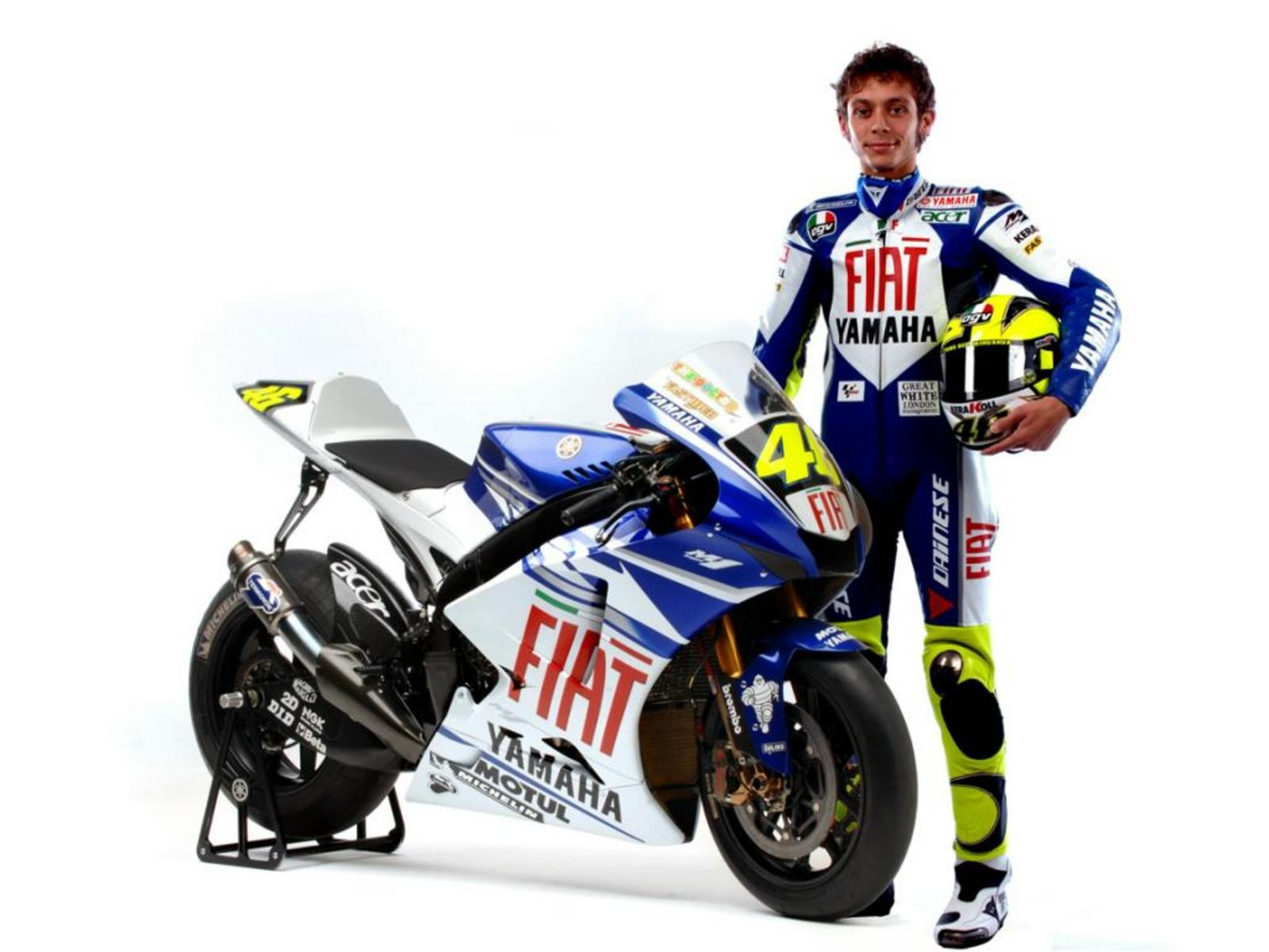 valentino rossi bio Photo