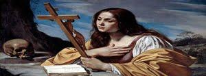 Santa María Magdalena...Modelo de penitentes