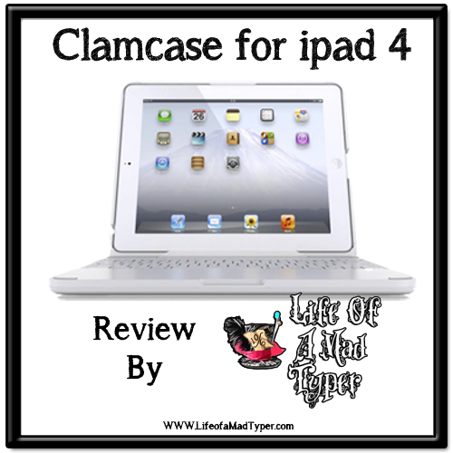 Clamcase for ipad 4 review