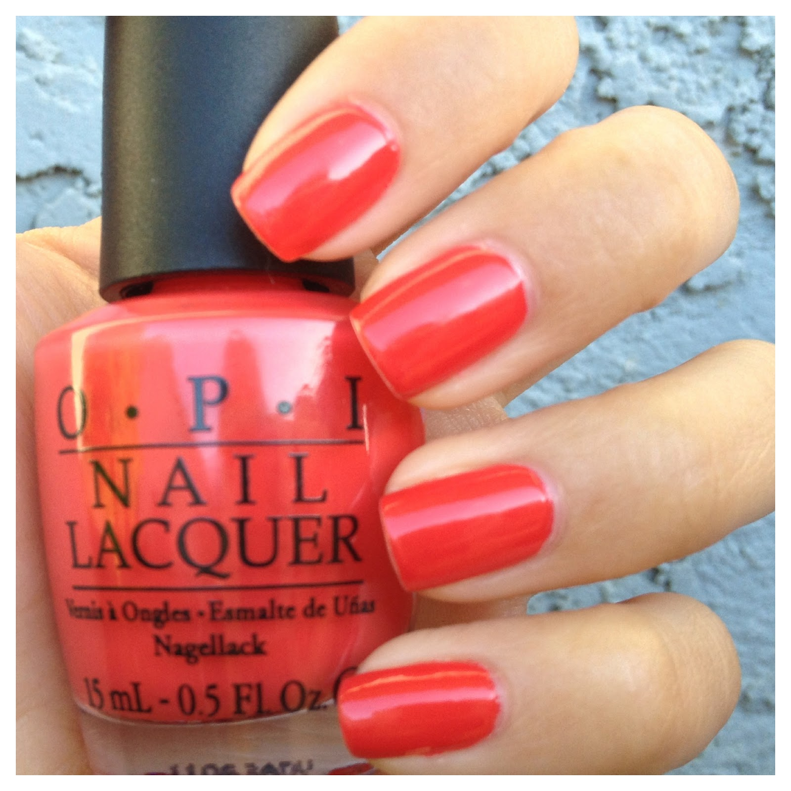 What i blog about when i blog about books notd opi quot cajun shrimp quot