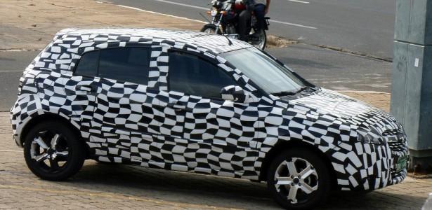 Chevrolet Agile recibe nuevo Restyling en el 2014