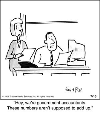 Accountant Cartoon2