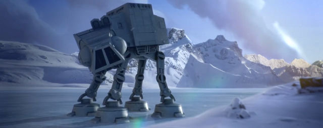 Angry Birds Star Wars Hoth Android