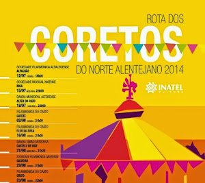 MÚSICA: ROTA DOS CORETOS DO NORTE ALENTEJANO 2014