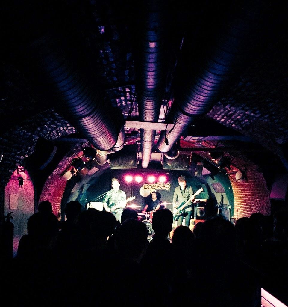Autómatas concierto en Sala Costello Madrid