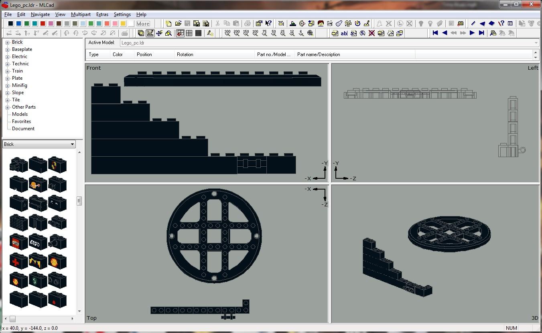 Lego Cad Software Gallery