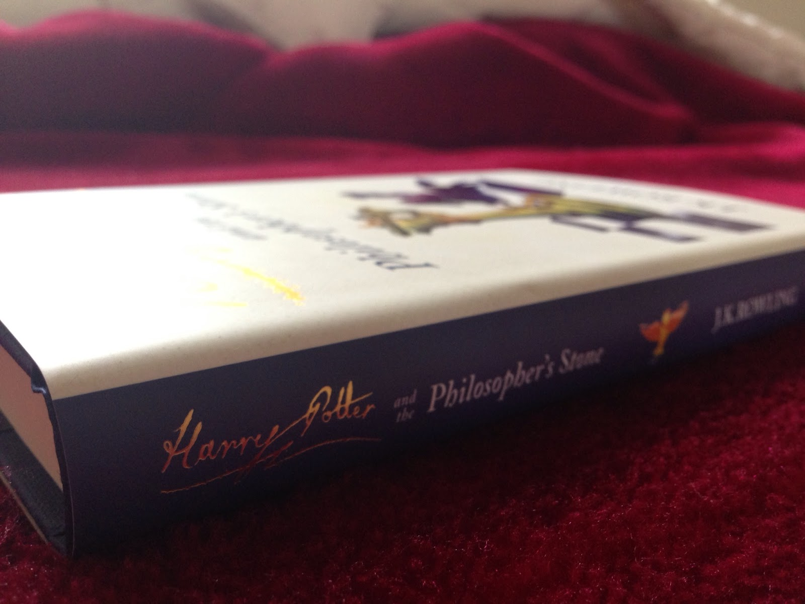 Harry Potter Book Unboxing : Books with dylan harry potter hardback box set signature