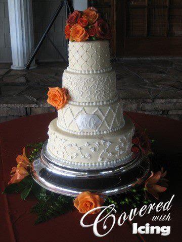 Clarksville Weddings: Revamped Cake Gallery