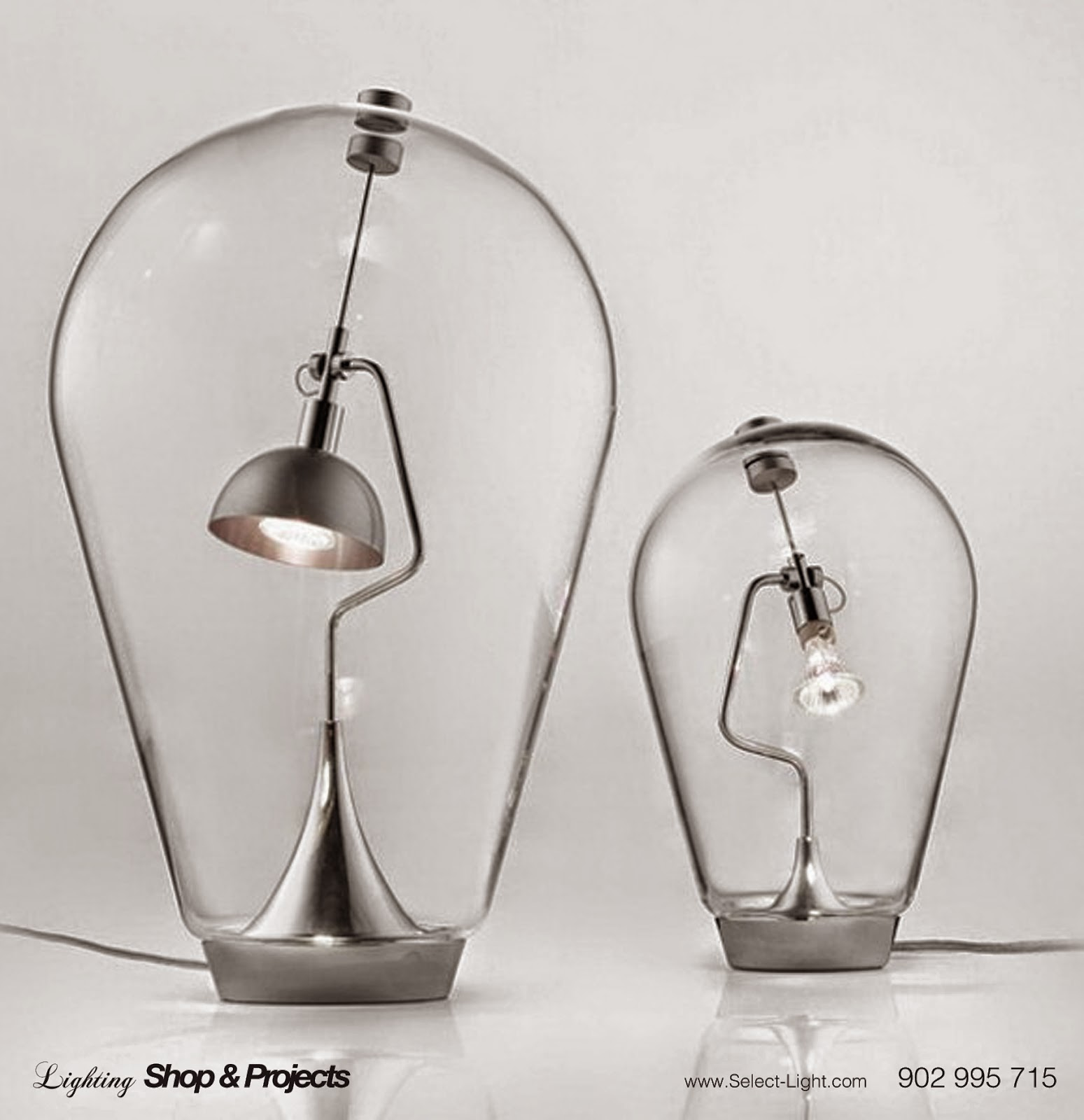 Blow Lamp By Studio Italia Design