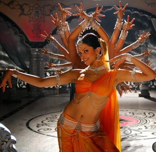 Deepika Padukone in 'Om Shanti Om