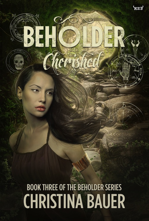 Beholder Crowned Book #4 Cover Reveal