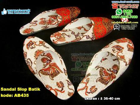 Souvenir Pernikahan Sandal