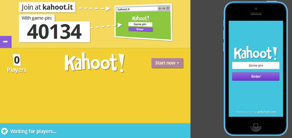 B's Life with English: Kahoot - amazing game-based learning