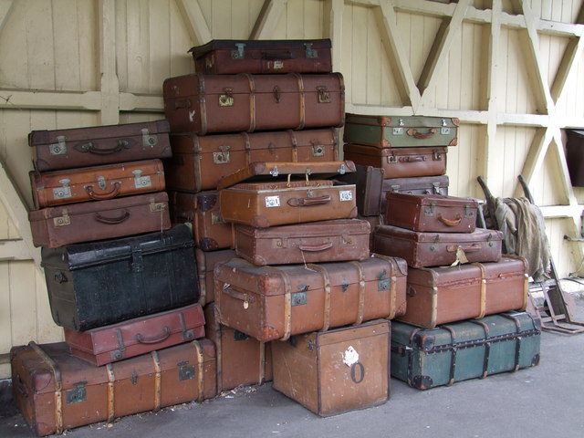 Packing For Your Holidays? Historical Excess Baggage Contributors Features Random History
